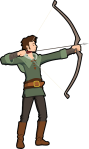 marksman-shoot-aim-archer-arrow-bow-man-person